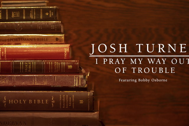 I Pray My Way Out Of Trouble