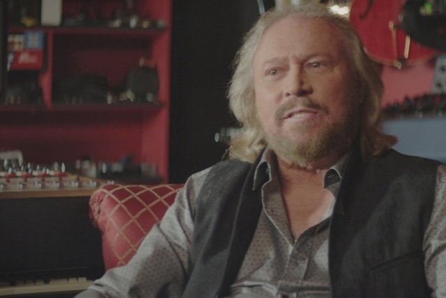 In The Now with Barry Gibb