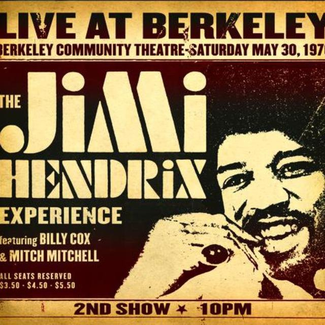 Live At Berkeley - 2nd Show