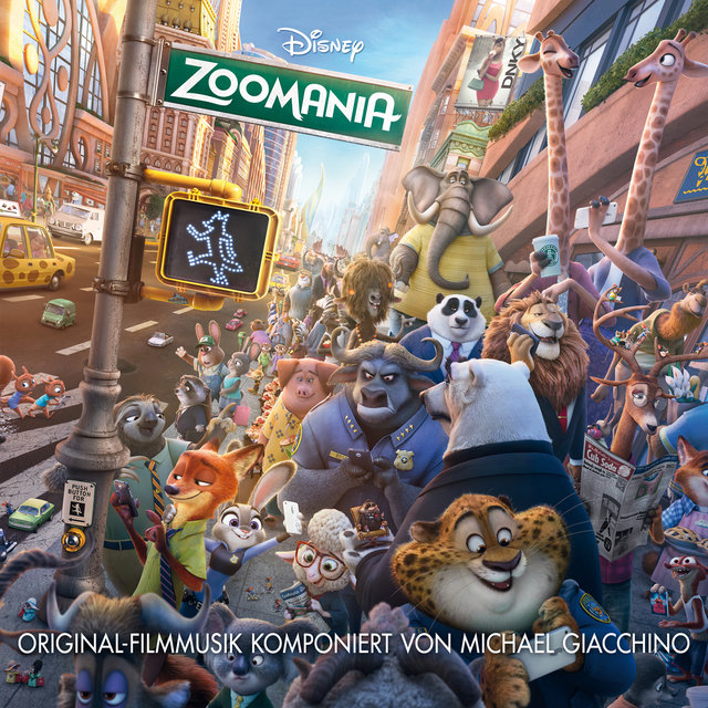 Zoomania (Original Film-Soundtrack)