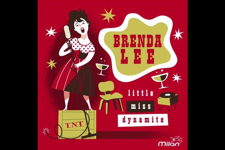 brenda lee rockin around the christmas tree from little miss dynamite - Brenda Lee Rockin Around The Christmas Tree