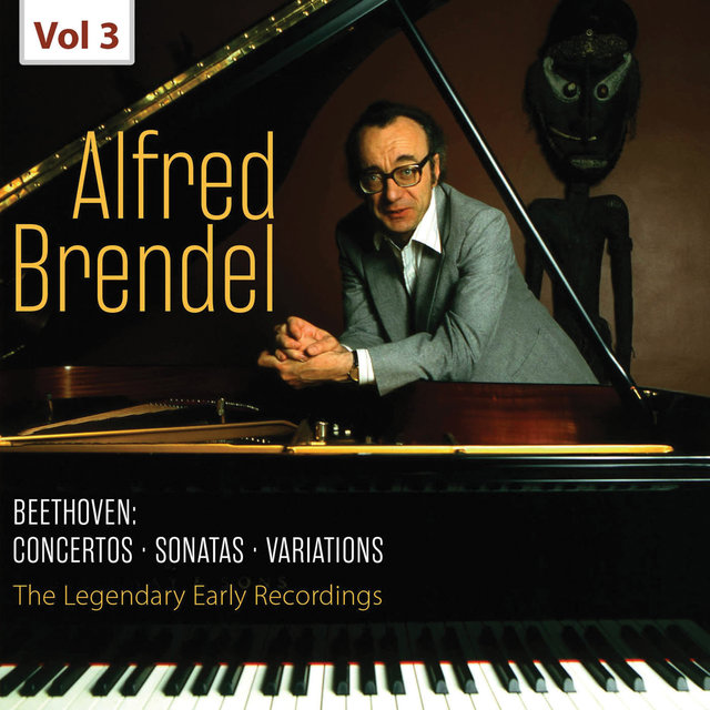 The Legendary Early Recordings - Alfred Brendel, Vol. 3