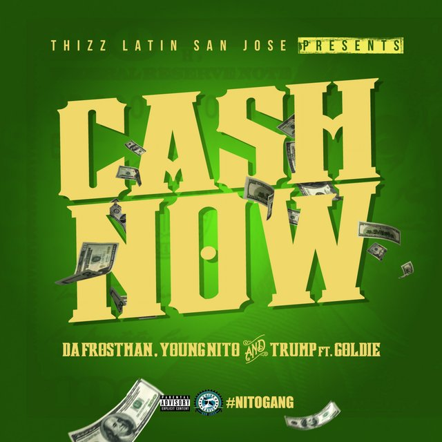 Cash Now (feat. Goldie)