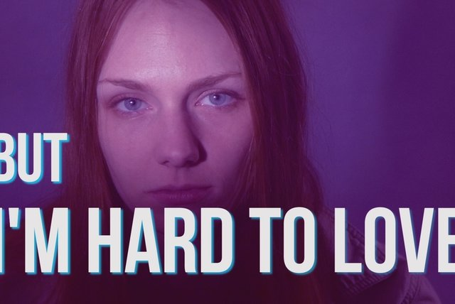 Hard To Love (Lyric)