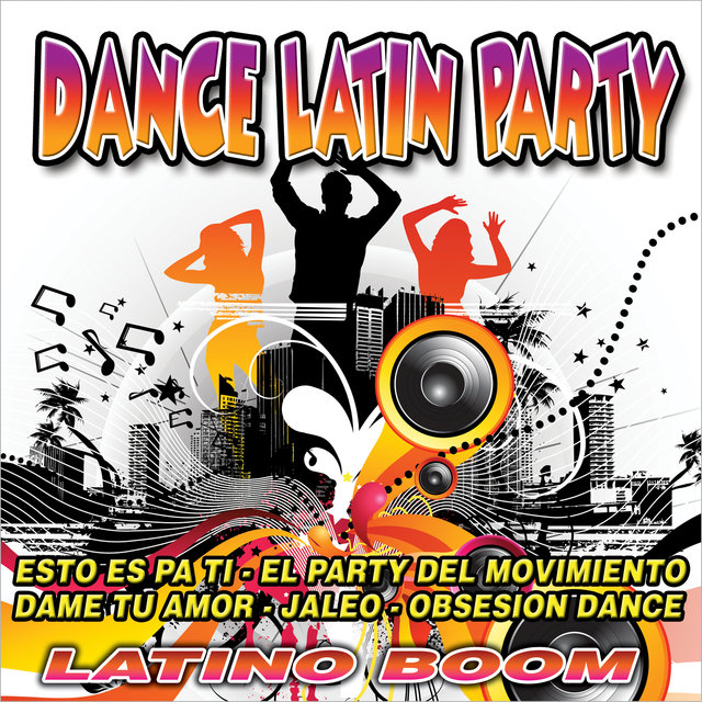 Dance Latin Party