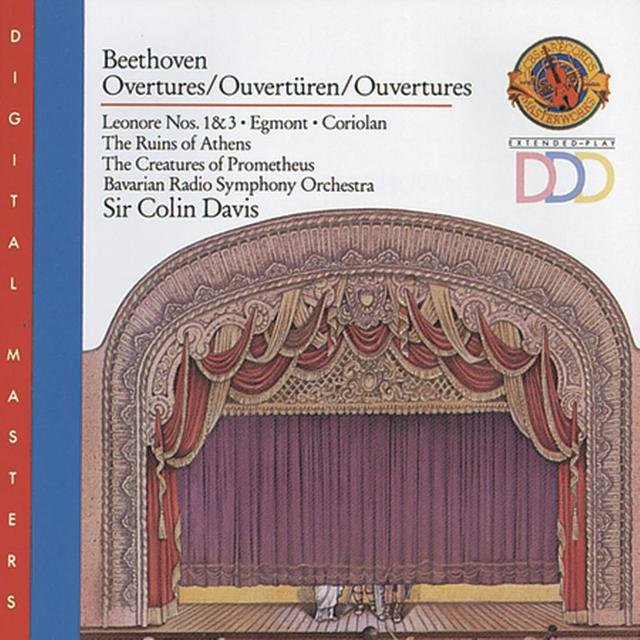 Beethoven: Overtures