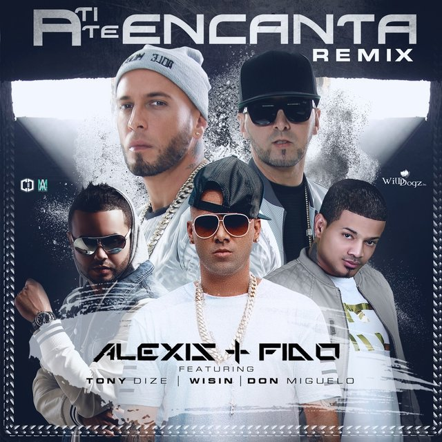 A Ti Te Encanta (Remix) [feat. Tony Dize, Wisin, & Don Miguelo] - Single