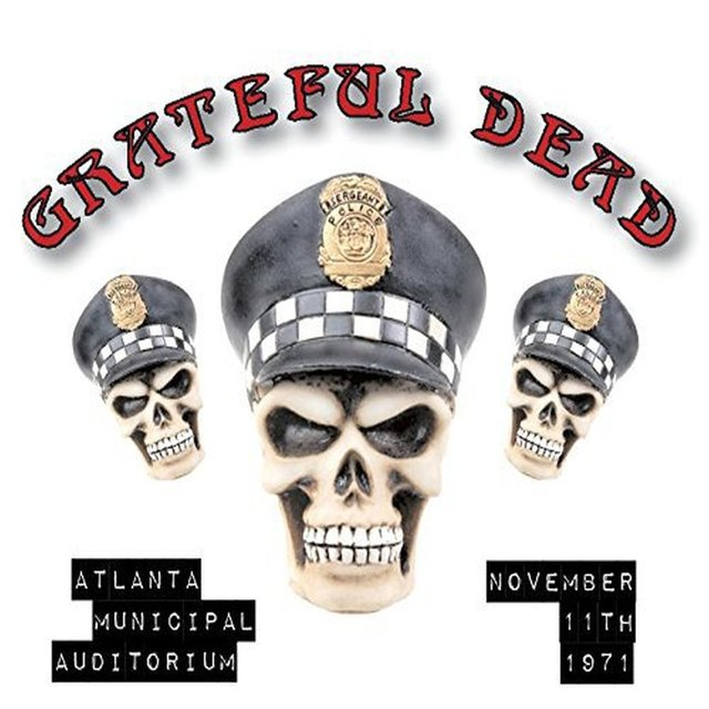 Atlanta Municipal Auditorium, November 11th 1971