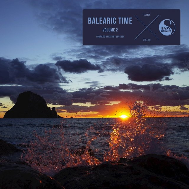 Balearic Time, Vol.2 (Compiled & Mixed by Seven24)