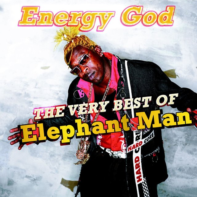 Energy God - The Very Best Of Elephant Man