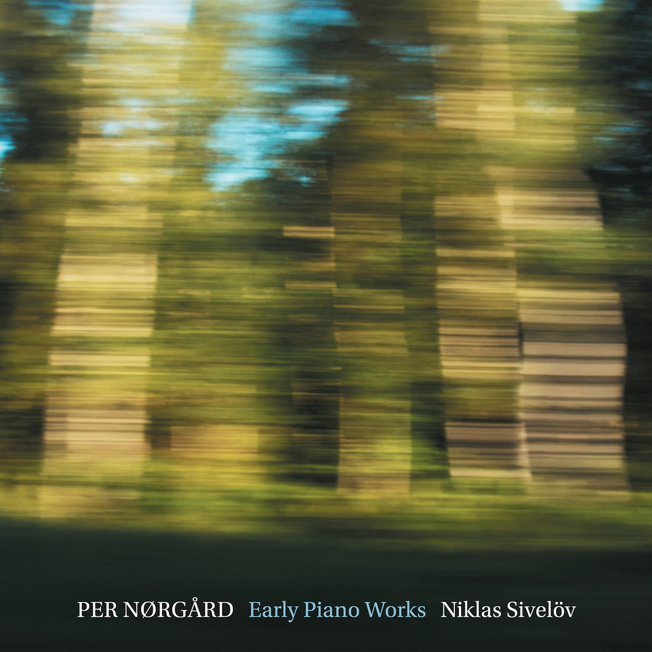 Per Nørgård: Early Piano Works