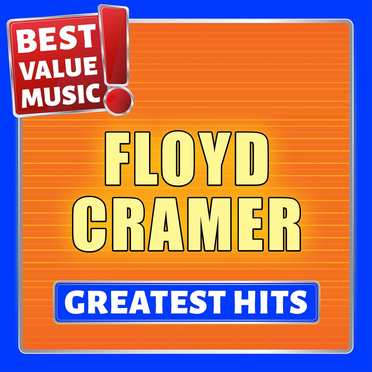 Floyd Cramer - Greatest Hits