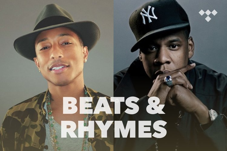 Beats + Rhymes: Pharrell & JAY-Z