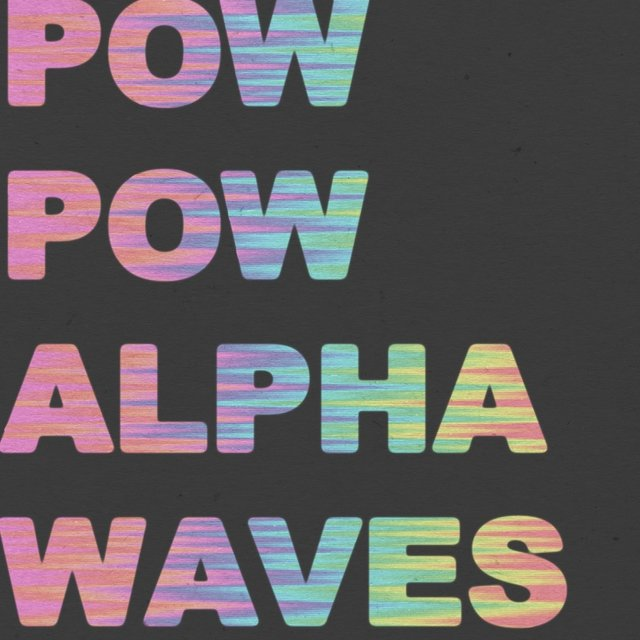Alpha Waves (Single version )