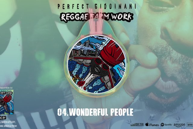 PERFECT GIDDIMANI - WONDERFUL PEOPLE - IRIE ITES RECORDS