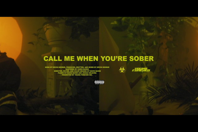 Call Me When You're Sober