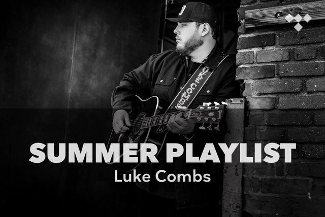 Luke Comb's Summer Playlist