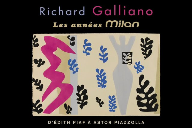 Richard Galliano - Chat Pître (Les années Milan)
