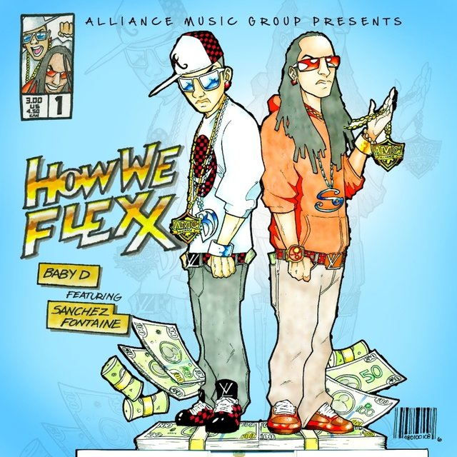 How We Flexx (feat. Sanchez Fontaine) - Single