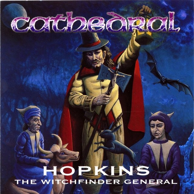 Hopkins The Witchfinder General