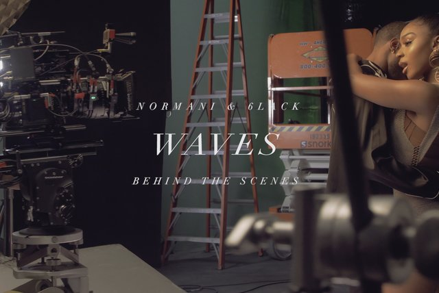 Waves (Behind The Scenes) feat. 6LACK