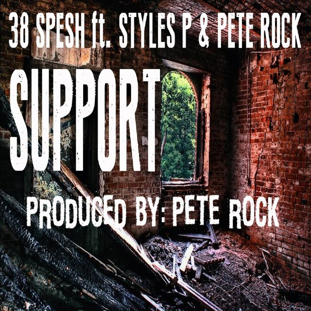 Support (feat. Styles P & Pete Rock) - Single