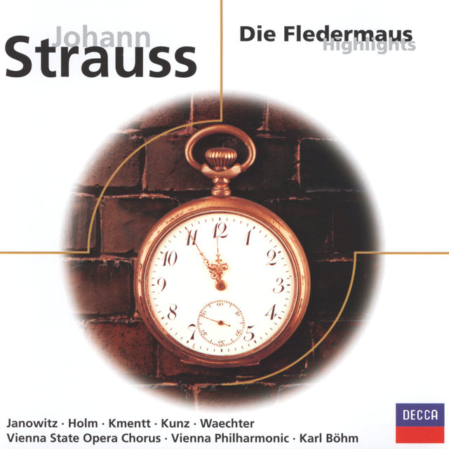 Strauss, J. II: Die Fledermaus - highlights
