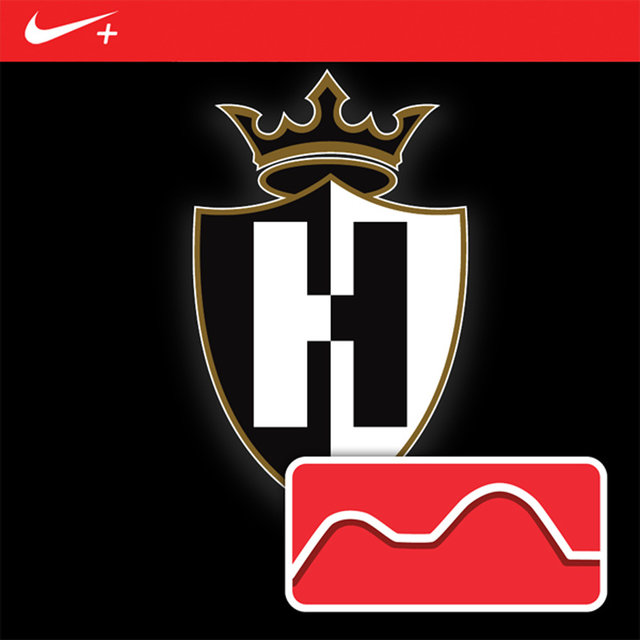 Black, White, and Run: Nike+ Original Remix