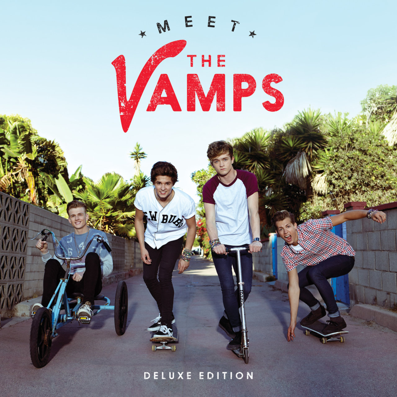 Meet The Vamps (Deluxe)