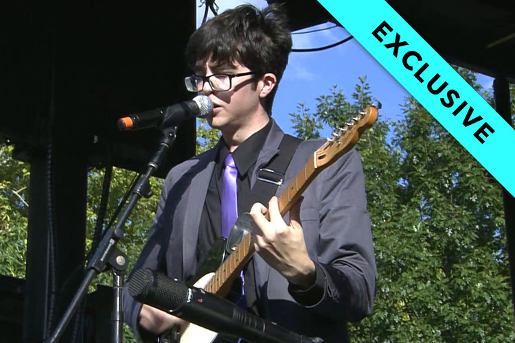 Car Seat Headrest Live At Made In America 2016