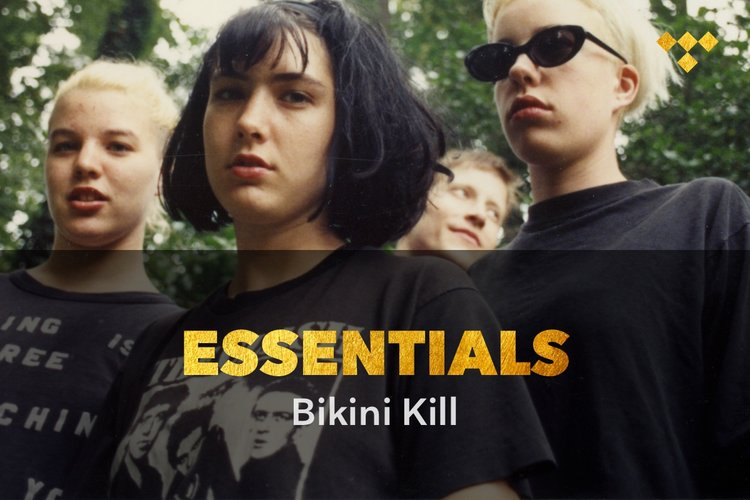 Bikini Kill Essentials