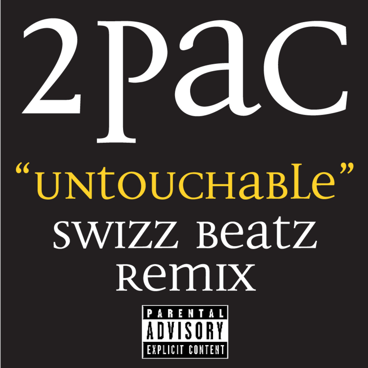 Untouchable Swizz Beatz Remix