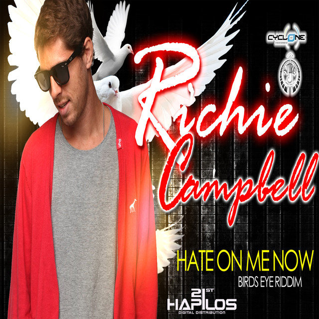 Hate On Me Now - Single