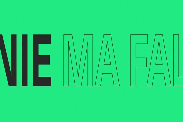 Nie Ma Fal (Lyric Video)