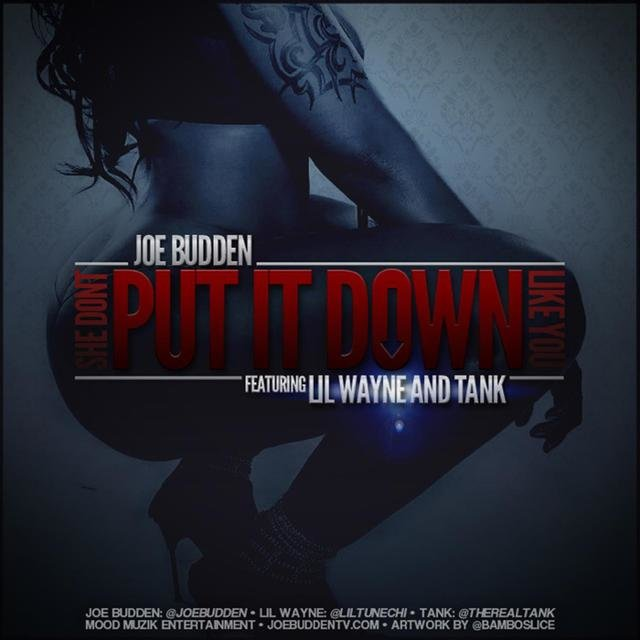 She Don't Put It Down feat. Lil Wayne, Tank