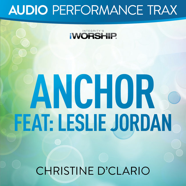 Anchor (On This Journey) [Audio Performance Trax]