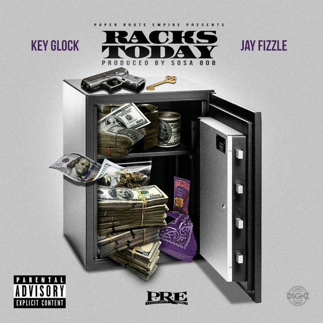 Racks Today (feat. Jay Fizzle)