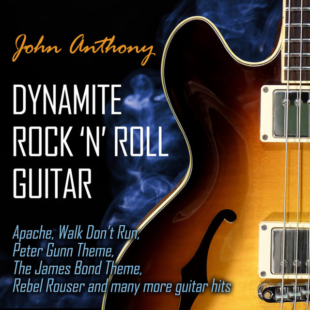 Dynamite Rock 'N' Roll Guitar
