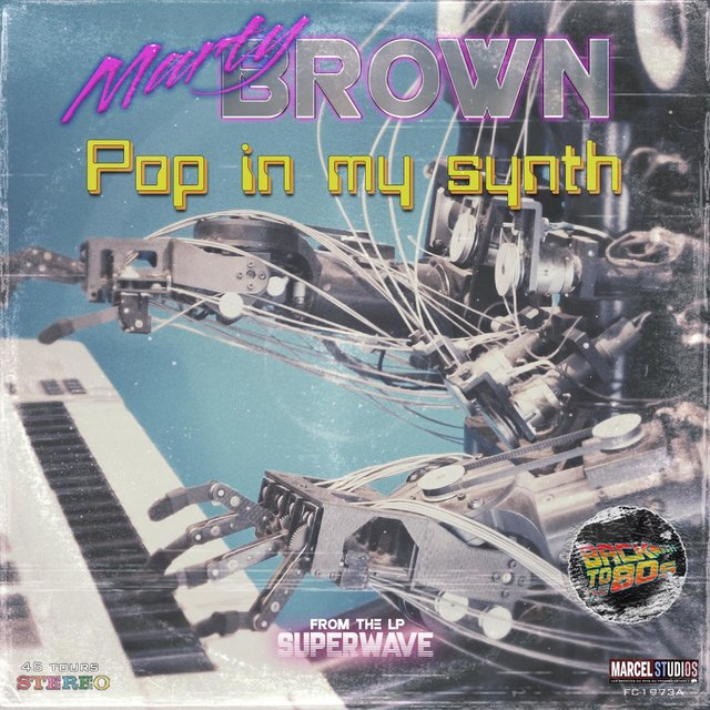 Pop in My Synth (feat. Staiff)
