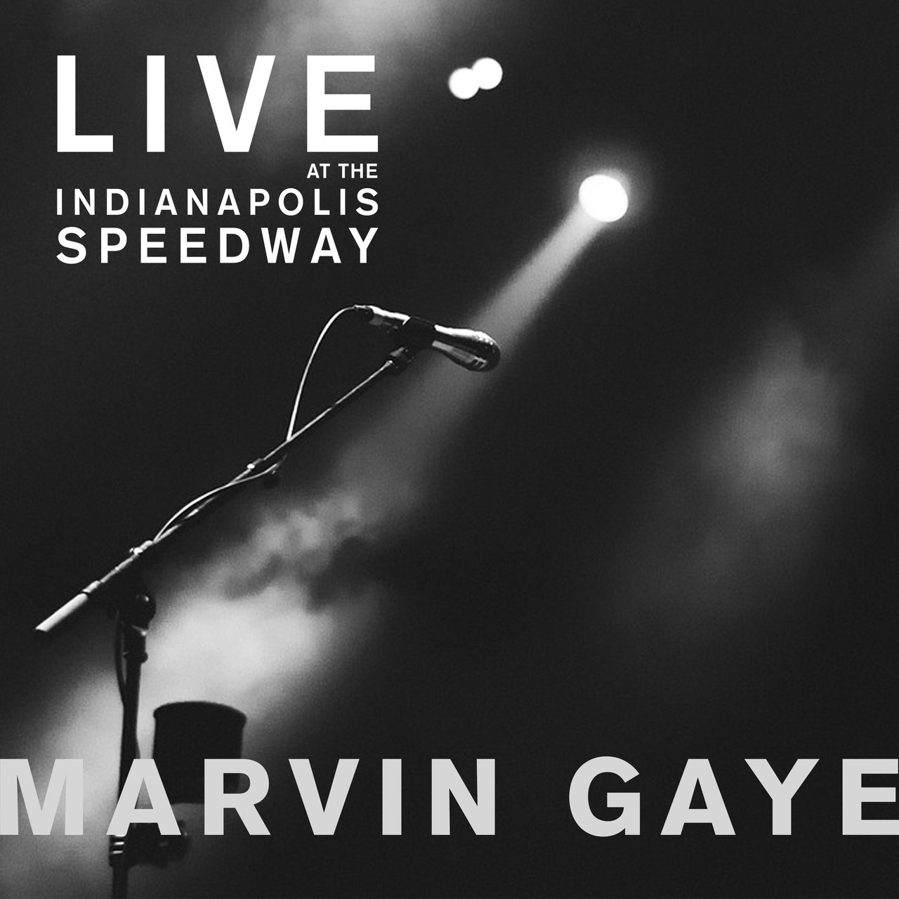 Marvin Gaye - Live at the Indianapolis Speedway
