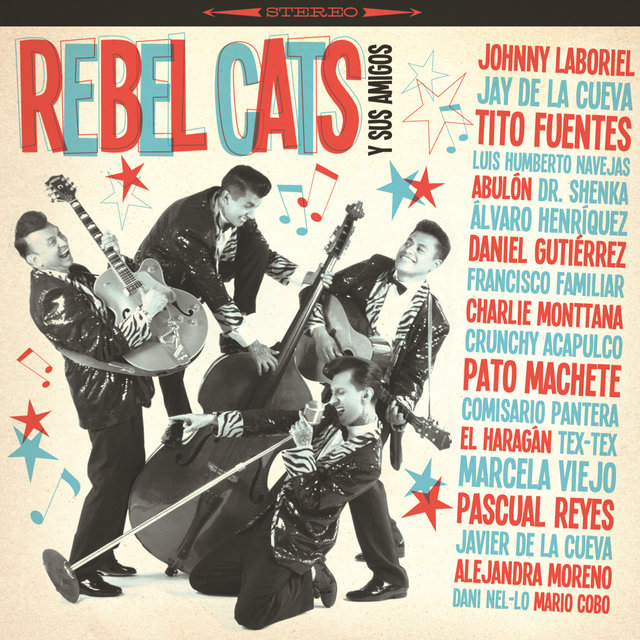Rebel Cats Y Sus Amigos