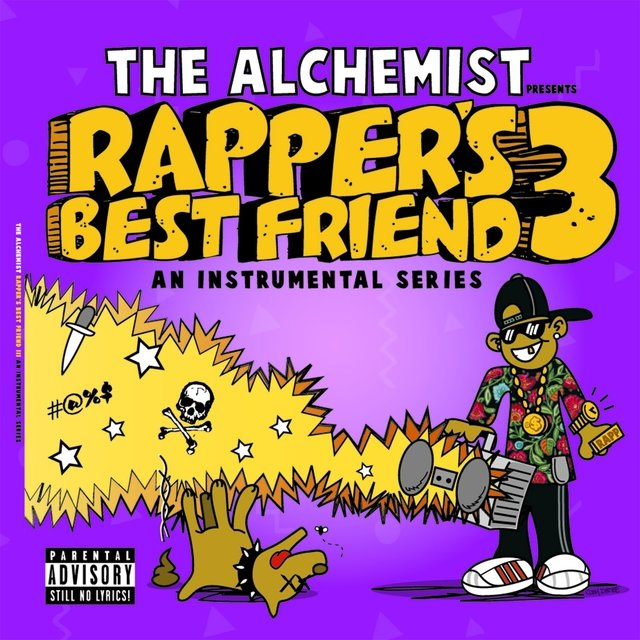 Rapper's Best Friend 3: An Instrumental Series