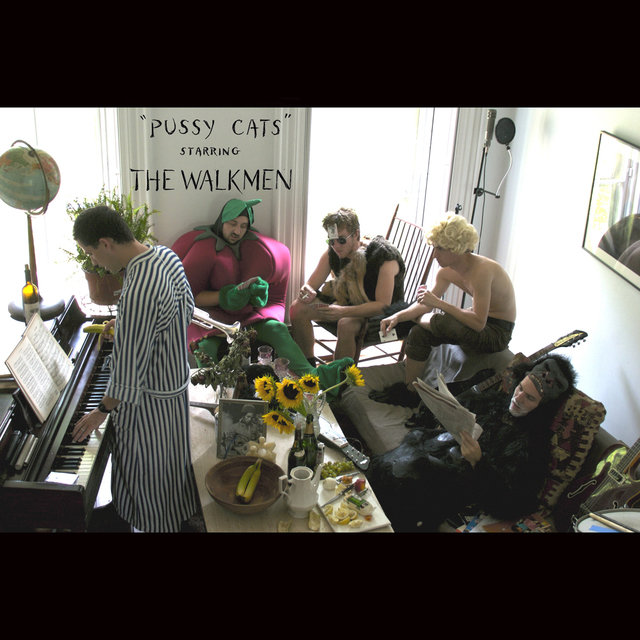 Pussy Cats Starring The Walkmen (U.S. Version)