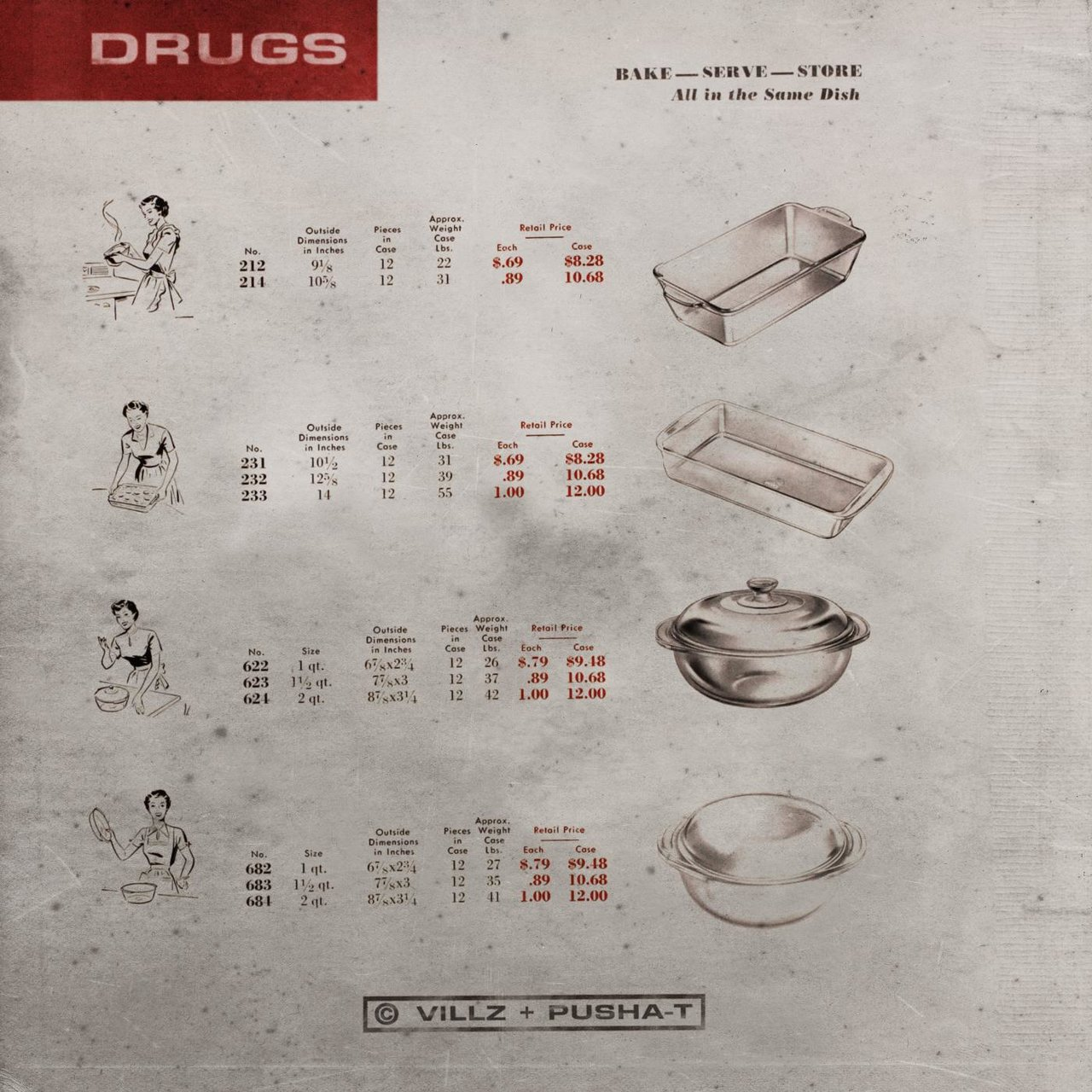 Drugs (feat. Pusha T)