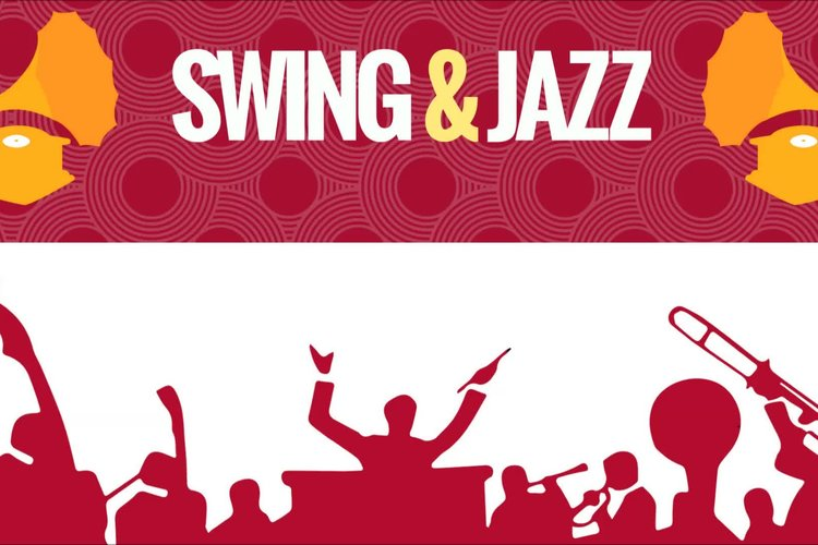 Various Artists - Swing & Jazz Party - 30s & 40s Happy Swing Jazz Compilation