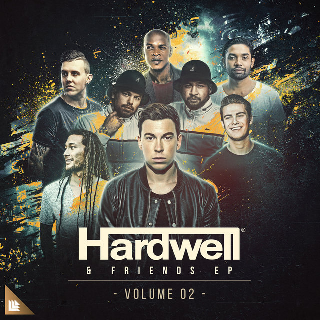 Hardwell & Friends, Vol. 02