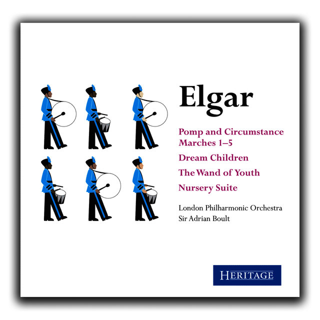Elgar: Pomp and Circumstance Marches