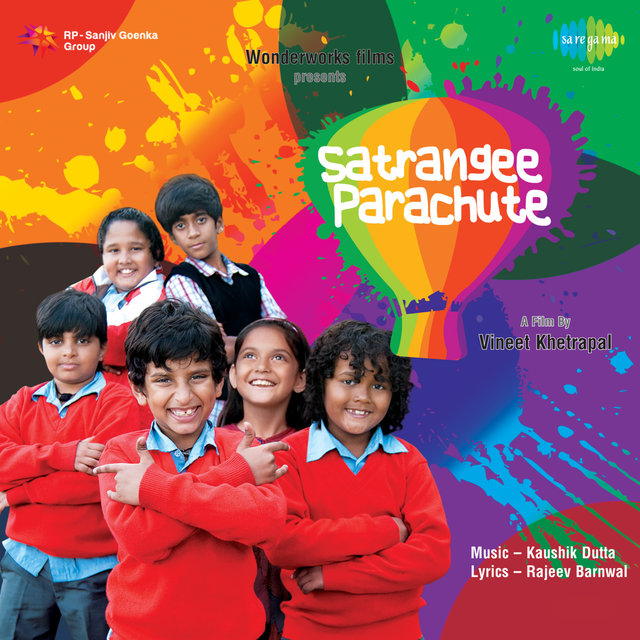 Satrangee Parachute (Original Motion Picture Soundtrack)