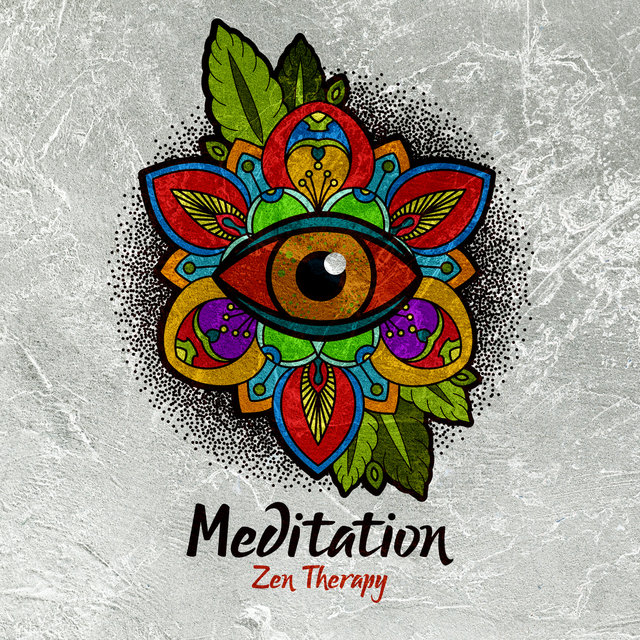 Charmant Meditation Zen Therapy