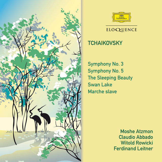 Tchaikovsky: Symphonies 3 & 5 / The Sleeping Beauty / Swan Lake / Marche Slave